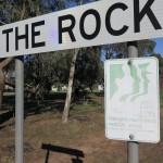 the rock a
